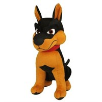 """TOYSOURCE ZUES THE ROTTWEILER 19.5"""" PLUSH"""