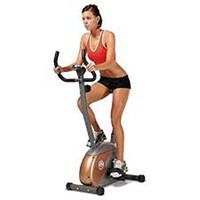 MARCY UPRIGHT EXERCISE BIKE (NOT ASSEMBLED)