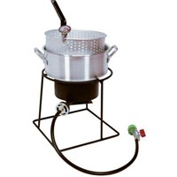 KING KOOKER MULTI-PURPOSE PROPANE OUTDOOR COOKER