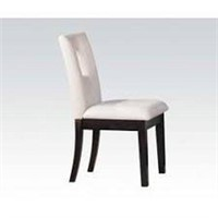 ACME FURNITURE DINING CHAIR 2 IN TOTAL (NOT