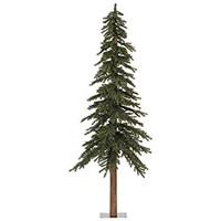 VICKERMAN NATURAL ALPINE TREE 7FEET GREEN