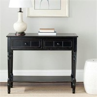 SAFAVIEH CONSOLE TABLE(NOT ASSEMBLED)
