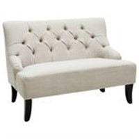 WINGBACK LOVESEAT(NOT ASSEMBLED)