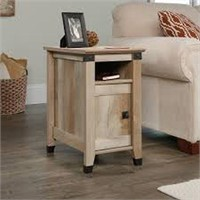 SAUDER SIDE TABLE(NOT ASSEMBLED)