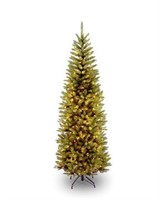 NATIONAL TREE 6.5 FT KINGSWOOD FIR PENCIL TREE