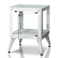 MYCO  FURNITURE STORAGE END TABLE (NOT ASSEMBLED)