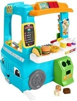 FISHER-PRICE LAUGH AND LEARN SERVIN'-UO FUN FOOD