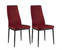 TOTAL OF 2 KINGS BRAND FURNITURE SIDE CHAIRS (NOT