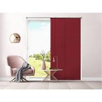 DELUXE CORDLESS PANEL SYSTEM ECLIPSE RUBY