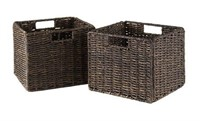 TOTAL OF 2 BASKETS