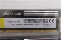 Corsair XMS3 8 GB 1333 MHz PC3-10666 240-Pin DDR3