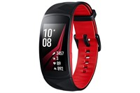 Samsung Gear FIT2 Pro (Red, Large)