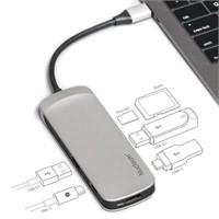 Kingston Digital C-HUBC1-SR-EN Apple MacBook USB-C