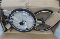 Polaris Scrambler Full Suspension Mountain Bike,