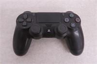 DualShock 4 Jet Black Controller - PlayStation 4