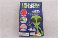 DuneCraft SF-0801 Science Fun Kits-Outer Space