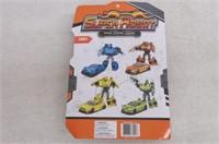 Montoy Super Robot - Orange