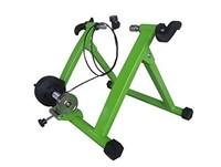 Green Magnet Steel Bike Bicycle Indoor Exercise