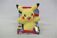 """As Is"" Pokémon Plush, Power Action Interactive"