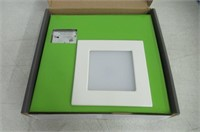 Bazz SLWDQ4W Integrated LED Recessed Fixture Kit