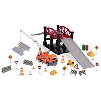 DRIVEN – Micro Series – Construction Site Bridge