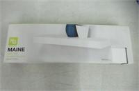 Kiera Grace Maine Wall Shelf/Floating Ledge, 16