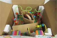 ALEX Toys - ALEX Jr. My Busy Town - Baby Wooden