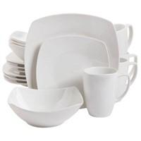 Gibson Home 16 Piece Zen Buffetware Dinnerware