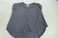 """""""As Is"""" Philosophy Womens Large T-Shirt Blouse,"""