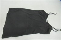 Love Fire XS Slip Dress, Black