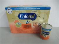Enfamil A+ 2 Infant Formula, Concentrated Liquid,