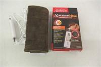 Sunbeam Xpress Heat King Heating Pad, Brown