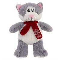 PetSmart Holiday Lucky the Cat Dog Toy