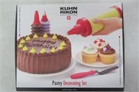 Kuhn Rikon Pastry Decorating Set