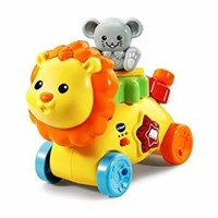 VTech GearZooz GearBuddies Lion & Mouse (English