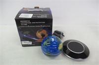 Magnetic Levitation Floating Globe Rotating World
