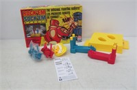 Rock 'em Sock 'em Robots Game