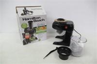 Hamilton Beach 3-in-1 Electric Spiralizer (70930),