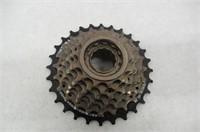 7 Speed Bike Gear