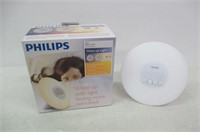 Philips Wake-Up Light Sunrise Simulation