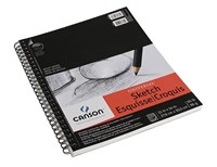 Canson Artist Series Universal Paper Sketch Pad,