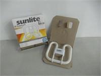 Sunlite F21/2D/835/4P 21-Watt 2D Linear