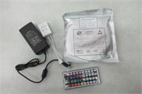RaThun Led Strip Lights Kit 5m 16.4 Ft 5050 RGB