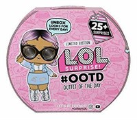 L.O.L. Surprise! #OOTD (Outfit of the Day)