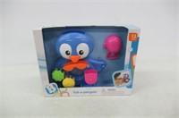 B Kids Tub-a-Penguin Toy