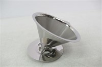 """""""As Is"""" Pour Over Coffee Filter Stainless Steel"""