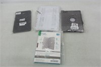 Lot of 4 Assorted iPad, Laptop, And Tablet Cases