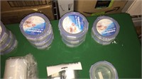 Assorted Plastic Containers w/ Lids