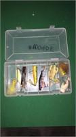 Small Tackle Box w/ Tackle