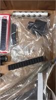 Box of Gun Parts & Accessories